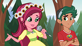My Little Pony: Equestria Girls - Legend of Everfree Szenenbild 3