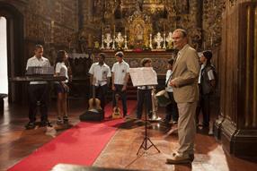 Bach in Brazil Szenenbild 2