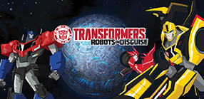 Transformers - Robots In Disguise - Staffel 1 Szenenbild 1