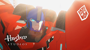 Transformers - Robots In Disguise - Staffel 1 Szenenbild 3