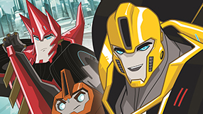 Transformers - Robots In Disguise - Staffel 1 Szenenbild 4