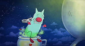 Molly Monster Szenenbild 6
