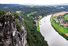 Deutsche Landschaft Szenenbild 1