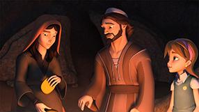Superbuch -Das erste Weihnachten Szenenbild 5