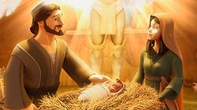 Superbuch -Das erste Weihnachten Szenenbild 9