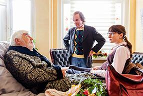 Schubert in Love Szenenbild 3