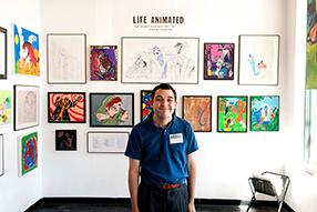 Life, Animated Szenenbild 2