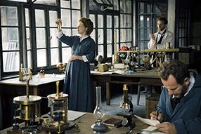 Marie Curie Szenenbild 2