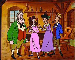 Märchen für Mädchen - Prinzessinnen Szenenbild 1