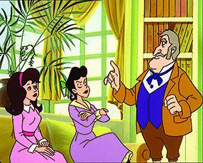 Märchen für Mädchen - Prinzessinnen Szenenbild 2