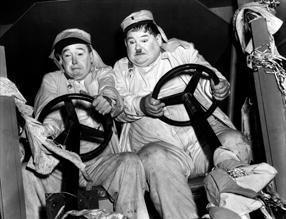 Dick und Doof - Ihre besten Spielfilme Szenenbild 4