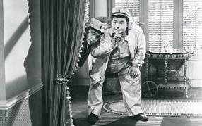 Dick und Doof - Ihre besten Spielfilme Szenenbild 5