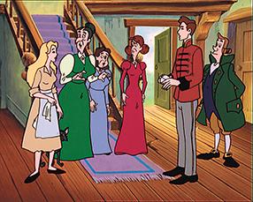 Grimms Märchen Szenenbild 4