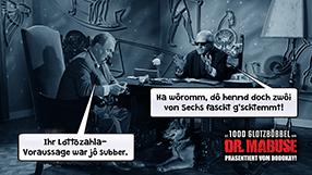 Die 1000 Glotzböbbel vom Dr. Mabuse Szenenbild 1