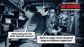 Die 1000 Glotzböbbel vom Dr. Mabuse Szenenbild 4