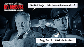 Die 1000 Glotzböbbel vom Dr. Mabuse Szenenbild 8