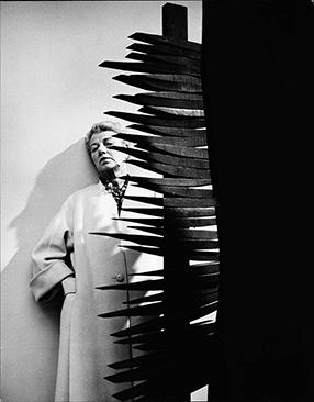 Peggy Guggenheim Szenenbild 1