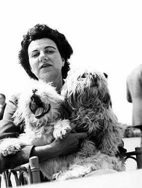 Peggy Guggenheim Szenenbild 7