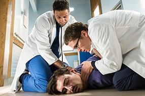 In aller Freundschaft - Die jungen Ärzte 3.2 Szenenbild 1