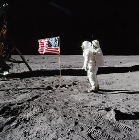 Mondlandung Jubiläumsbox Szenenbild 1