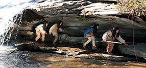 Wild Frontier: Indianer, Wagentrecks und Trapper Szenenbild 2