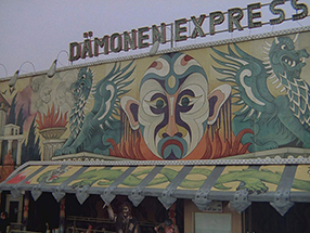 Spuk unterm Riesenrad Szenenbild 2