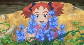 Mary und die Blume der Hexen Szenenbild 1