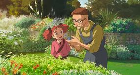 Mary und die Blume der Hexen Szenenbild 2