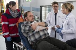 In aller Freundschaft - Die jungen Ärzte Szenenbild 1