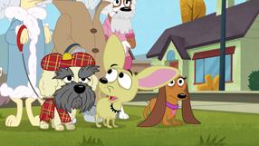 Pound Puppies: Ein Fall für den Baby-Pfotenclub Szenenbild 2