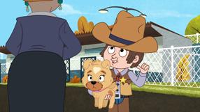 Pound Puppies: Ein Fall für den Baby-Pfotenclub Szenenbild 4