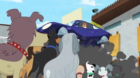 Pound Puppies: Ein Fall für den Baby-Pfotenclub Szenenbild 5