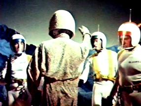 Jules Verne präsentiert - Endstation Mars Szenenbild 2