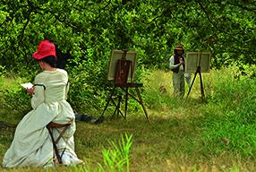 Meine Zeit mit Cézanne Szenenbild 2