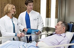 In aller Freundschaft - Die jungen Ärzte Szenenbild 7