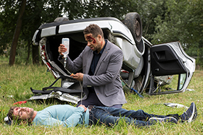 Niklas Ahrend Unfall