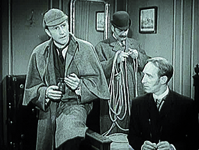 Sherlock Holmes - Die klassische TV-Serie Szenenbild 2