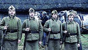 Russland 1941 - Der Kampf mit den Deutschen Szenenbild 3