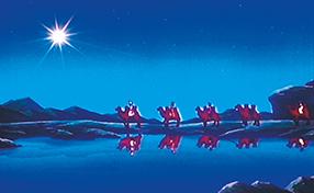 Die schönsten Zeichentrickfilme zu Weihnachten Szenenbild 1