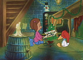 Die schönsten Zeichentrickfilme zu Weihnachten Szenenbild 4