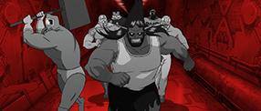 Mutafukaz Szenenbild 3