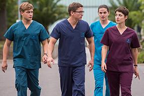 In aller Freundschaft - Die jungen Ärzte 4.2 Szenenbild 1