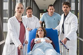 In aller Freundschaft - Die jungen Ärzte 4.2 Szenenbild 2