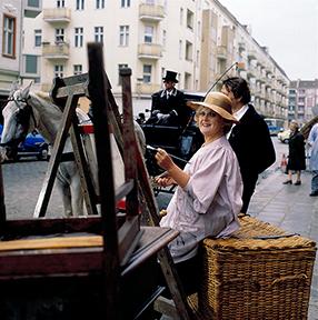 Helga Hahnemann Edition Szenenbild 2
