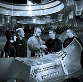 Raumpatrouille Orion Szenenbild 2