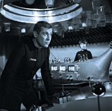 Raumpatrouille Orion Szenenbild 10