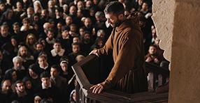 Der Mönch Szenenbild 1