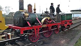 Lokomotiven Box Szenenbild 1