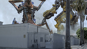 Attack from the Atlantic Rim 2: Metal vs. Monster Szenenbild 2