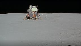 Die Eroberung des Mondes Szenenbild 3